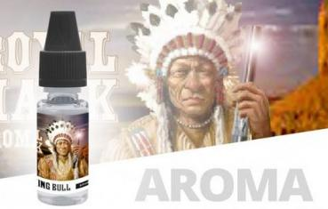 Smoking Bull Aroma Royal Hawk nature ohne Farbstoff 10 ml